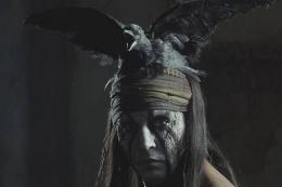 photo 62/105 - Johnny Depp - Lone Ranger - © Walt Disney Studios Motion Pictures France