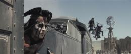 photo 49/105 - Johnny Depp - Lone Ranger - © Walt Disney Studios Motion Pictures France