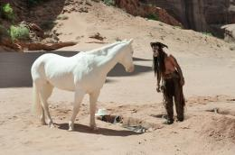 photo 10/105 - Johnny Depp - Lone Ranger - © Walt Disney Studios Motion Pictures France