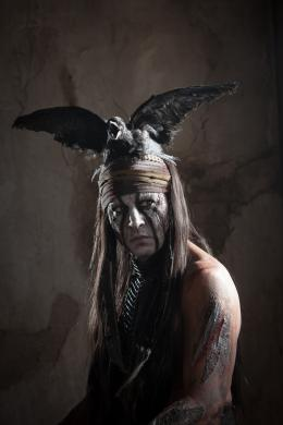 photo 11/105 - Johnny Depp - Lone Ranger - © Walt Disney Studios Motion Pictures France