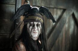 photo 25/105 - Johnny Depp - Lone Ranger - © Walt Disney Studios Motion Pictures France