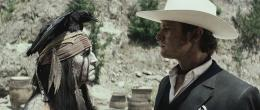 photo 39/105 - Johnny Depp et Armie Hammer - Lone Ranger - © Walt Disney Studios Motion Pictures France