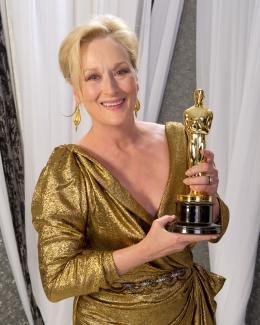 photo 43/44 - 84ème Cérémonie des Oscars 2012 - La Dame de Fer - © Todd Wawrychuk / ©A.M.P.A.S.