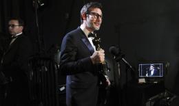 84ème Cérémonie des Oscars 2012 Michel Hazanavicius - 84ème Cérémonie des Oscars 2012 photo 8 sur 79