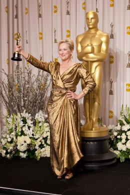 photo 42/44 - 84ème Cérémonie des Oscars 2012 - La Dame de Fer - © ©A.M.P.A.S.