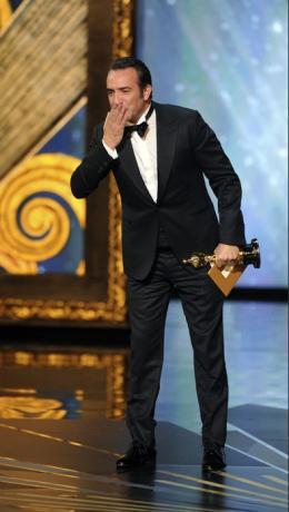 84ème Cérémonie des Oscars 2012 Jean Dujardin - 84ème Cérémonie des Oscars 2012 photo 4 sur 79