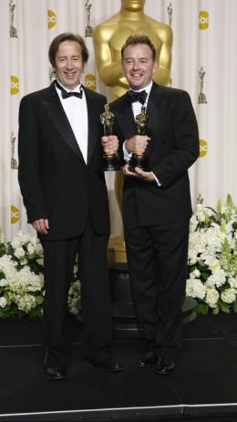 Eugene Gearty 84�me C�r�monie des Oscars 2012 photo 1 sur 1