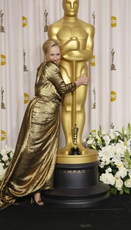 photo 39/44 - 84ème Cérémonie des Oscars 2012 - La Dame de Fer - © oscar.go.com
