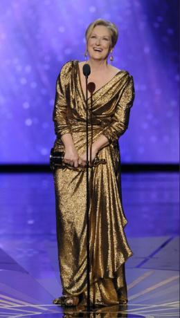 photo 38/44 - 84ème Cérémonie des Oscars 2012 - La Dame de Fer - © oscar.go.com