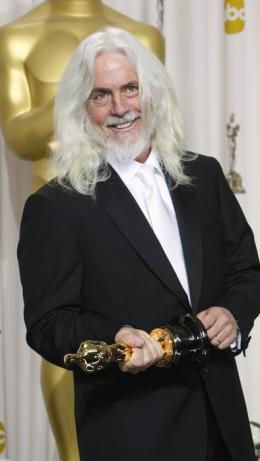 photo 43/46 - Robert Richardson - 84�me C�r�monie des Oscars 2012 - Hugo Cabret - © oscar.go.com