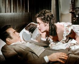 L'Arbre de vie Montgomery Clift et Elizabeth Taylor photo 1 sur 1