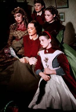 Janet Leigh Les 4 filles du Dr March photo 1 sur 5