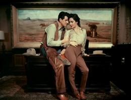 Géant Rock Hudson et Elizabeth Taylor photo 4 sur 4