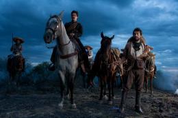 photo 10/19 - Santiago Cabrera - Cristeros - © Saje Distribution