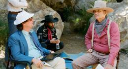 photo 6/31 - Roman Coppola, Jason Schwartzman, Bill Murray - Dans la tête de Charles Swan lll - © UFO Distribution