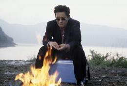 Hana-bi Takeshi Kitano photo 1 sur 3