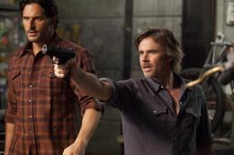 photo 23/25 - Joe Manganiello, Sam Trammell - True Blood - Saison 4 - © Warner Home Vidéo