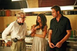 photo 22/28 - Woody Allen, Penelope Cruz et Javier Bardem - Woody Allen : A Documentary - © Memento Films