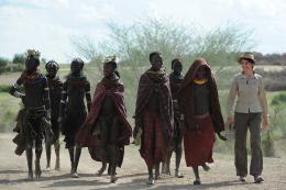 photo 3/10 - Zabou Breitman - Rendez-vous en Terre inconnue - Zabou Breitman chez les Nyangatom en Ethiopie - © Buena Vista Home Entertainment
