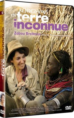 photo 1/10 - Rendez-vous en Terre inconnue - Zabou Breitman chez les Nyangatom en Ethiopie - © Buena Vista Home Entertainment