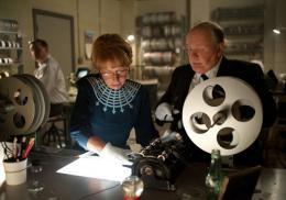 photo 10/23 - Helen Mirren, Anthony Hopkins - Hitchcock - © 20th Century Fox