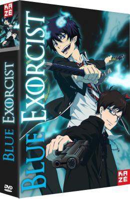 photo 1/13 - Blue Exorcist - Saison 1 - Box 1/3 - © Kazé