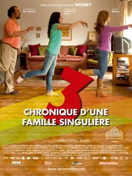 photo 6/6 - 3, Chronique d'une famille singulière - © Epicentre Films