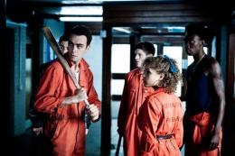 photo 25/37 - Joseph Gilgun, Antonia Thomas, Nathan Stewart-Jarrett - Misfits - Saison 3 - © E4