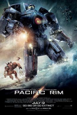 photo 82/112 - Affiche - Pacific Rim - © Warner Bros