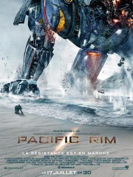 photo 74/112 - Affiche - Pacific Rim - © Warner Bros