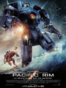 photo 84/112 - Affiche - Pacific Rim - © Warner Bros