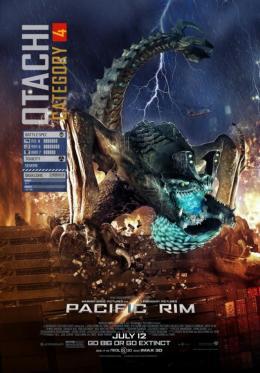 photo 90/112 - Affiche - Pacific Rim - © Warner Bros