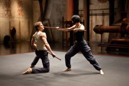 photo 19/112 - Charlie Hunnam, Rinko Kikuchi - Pacific Rim - © Warner Bros