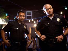 photo 6/10 - Michael Pena, Jake Gyllenhaal - End of Watch