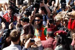 photo 24/38 - Sacha Baron Cohen - 65�me Festival International Du Film De Cannes 2012 - The Dictator