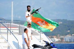 photo 34/38 - Sacha Baron Cohen - 65�me Festival International Du Film De Cannes 2012 - The Dictator