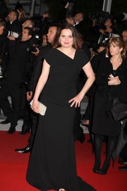 Carole Franck Pr�sentation du film Amour, Cannes 2012 photo 6 sur 18