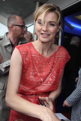 photo 426/711 - Anne Consigny - Conf�rence de presse Vous n'avez encore rien vu - Cannes 2012 - 65�me Festival International Du Film De Cannes 2012 - © Isabelle Vautier pour CommeAuCinema.com