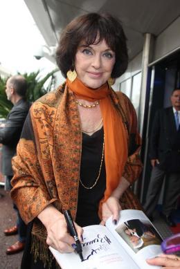 photo 425/711 - Anny Duperey - Conférence de presse Vous n'avez encore rien vu - Cannes 2012 - 65ème Festival International Du Film De Cannes 2012 - © Isabelle Vautier pour CommeAuCinema.com