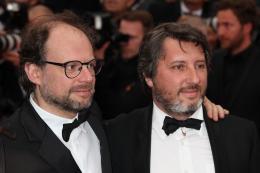 photo 385/711 - Denis Podalydes et Bruno Podalydes - Pr�sentation de Vous n'avez encore rien vu - Cannes 2012 - 65�me Festival International Du Film De Cannes 2012 - © Isabelle Vautier pour CommeAuCinema.com