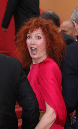 photo 361/711 - Sabine Azema - Présentation de Vous n'avez encore rien vu - Cannes 2012 - 65ème Festival International Du Film De Cannes 2012 - © Isabelle Vautier pour CommeAuCinema.com