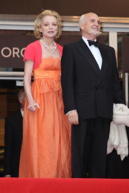 photo 389/711 - Caroline Sihol - Pr�sentation de Vous n'avez encore rien vu - Cannes 2012 - 65�me Festival International Du Film De Cannes 2012 - © Isabelle Vautier pour CommeAuCinema.com