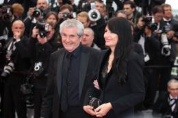 photo 371/711 - Claude Lelouch - Présentation de Vous n'avez encore rien vu - Cannes 2012 - 65ème Festival International Du Film De Cannes 2012 - © Isabelle Vautier pour CommeAuCinema.com