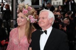 photo 380/711 - Katrine Boorman et John Boorman - Pr�sentation de Vous n'avez encore rien vu - Cannes 2012 - 65�me Festival International Du Film De Cannes 2012 - © Isabelle Vautier pour CommeAuCinema.com