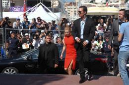 photo 2/11 - Nicole Kidman et Matthew McConaughey - Conférence de presse de Paperboy - Cannes 2012 - Nicole Kidman illumine la conférence de presse de Paperboy - © Isabelle Vautier pour CommeAuCinema.com