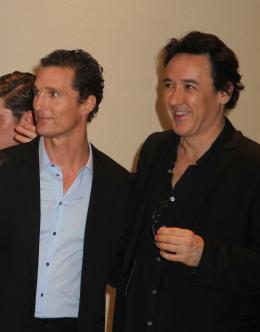 photo 10/11 - Matthew McConaughey - Conf�rence de presse de Paperboy - Cannes 2012 - Nicole Kidman illumine la conf�rence de presse de Paperboy - © Isabelle Vautier pour CommeAuCinema.com