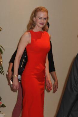 photo 8/11 - Nicole Kidman - Conf�rence de presse de Paperboy - Cannes 2012 - Nicole Kidman illumine la conf�rence de presse de Paperboy - © Isabelle Vautier pour CommeAuCinema.com
