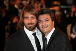 photo 32/143 - Alexandre Aja et son copain Thomas Langmann - Nos plus belles photos du Festival de Cannes 2012 ! - © Isabelle Vautier pour CommeAuCinema.com