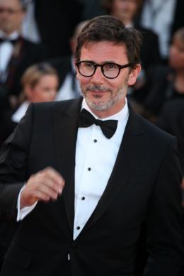photo 140/143 - Michel Hazanavicius vient soutenir sa compagne - et maîtresse de cérémonie - Bérénice Béjo - Nos plus belles photos du Festival de Cannes 2012 ! - © Isabelle Vautier pour CommeAuCinema.com