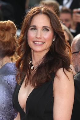 photo 6/143 - Andie McDowell, toujours sublime - Nos plus belles photos du Festival de Cannes 2012 ! - © Isabelle Vautier pour CommeAuCinema.com